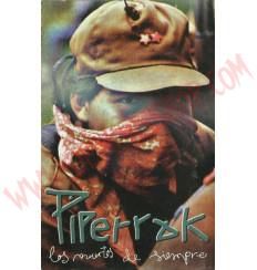 Cassette Piperrak - Los muertos de cristo