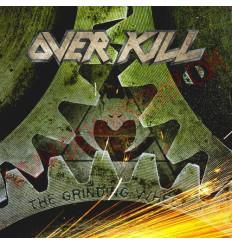 CD Overkill - The grinding wheel