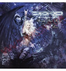 Vinilo LP Doro - Strong and proud