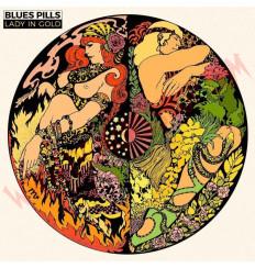 Vinilo LP Blues pills - Lady in gold