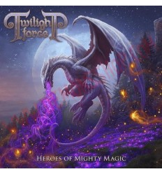 Vinilo LP Twilight Force - Heroes of mighty magic