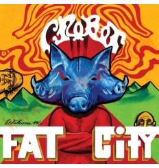 Vinilo LP Crobot - Welcome to fat city