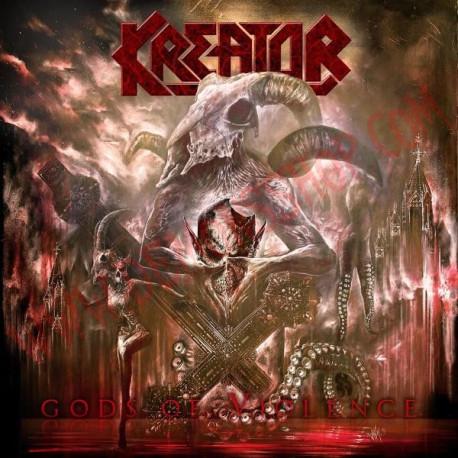 Vinilo LP Kreator - God of violent