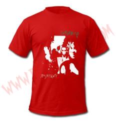 Camiseta MC Eskorbuto (Roja)