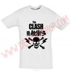 Camiseta MC The Clash (Blanca)
