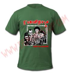 Camiseta MC Eskorbuto (Verde)