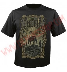 Camiseta MC Memoriam