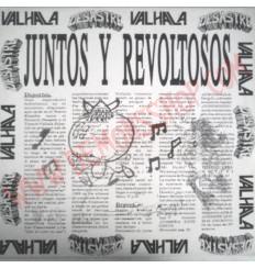 Vinilo LP Desastre + Valhala - Juntos y revueltos