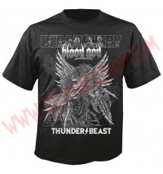 Camiseta MC Debauchery vd. Bloodgod