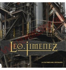 Vinilo LP Leo Jimenez - La factoría del contraste