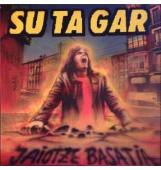 Vinilo LP Su Ta Gar - Jaiotze Basatia