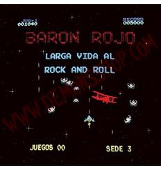 Vinilo LP Baron Rojo - Larga vida al R & R