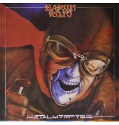 Vinilo LP Baron Rojo - Metalmorfosis
