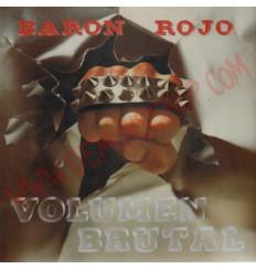 Vinilo LP Baron Rojo - Volumen brutal