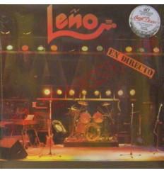 Vinilo LP Leño - En directo