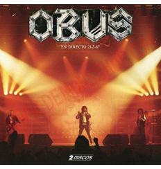 Vinilo LP Obus - En directo 21-2-87