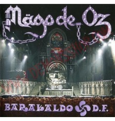 CD Mago de Oz - Barakaldo D.F.