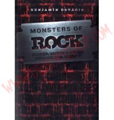 Libro Monsters of Rock: dioses, mitos y otros héroes del heavy