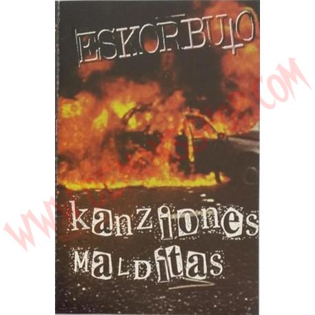 Cassette Eskorbuto - Kanziones malditas