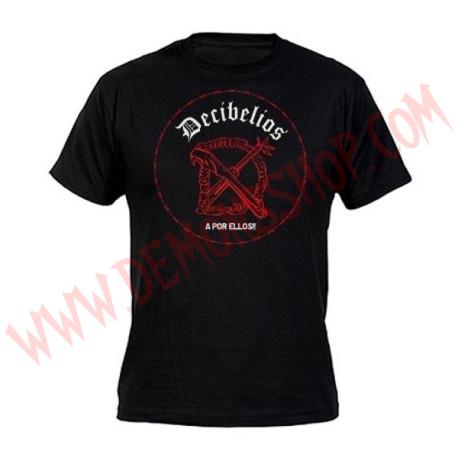 Camiseta MC Decibelios