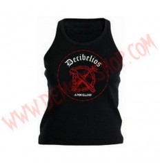 Camiseta Chica Tirantes Decibelios