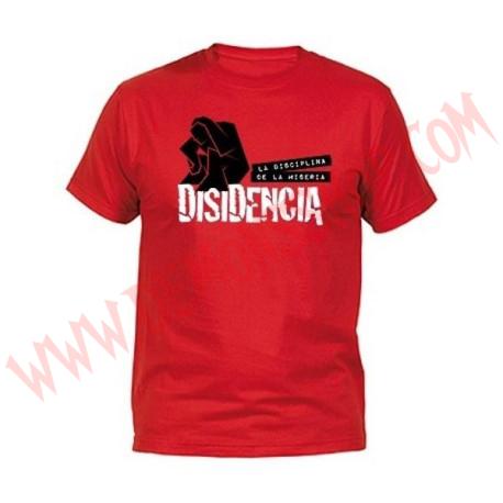 Camiseta MC Disidencia