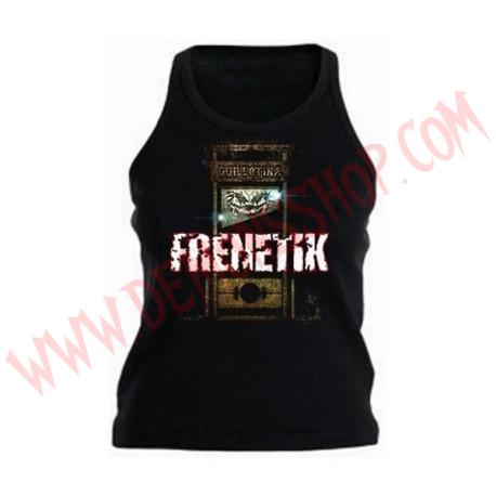 Camiseta Chica Tirantes Frenetik