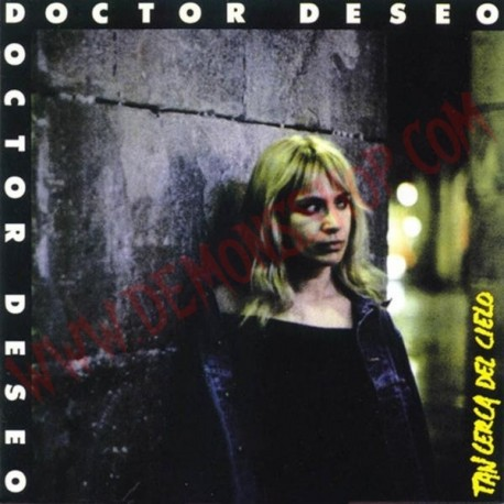Vinilo LP Doctor Deseo - Tan Cerca Del Cielo