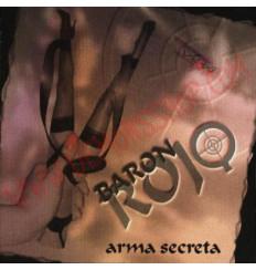 CD Baron Rojo - Arma Secreta