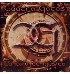 CD Cuatro Gatos - La caja de musica