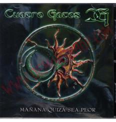 CD Cuatro Gatos - Mañana quiza sea peor