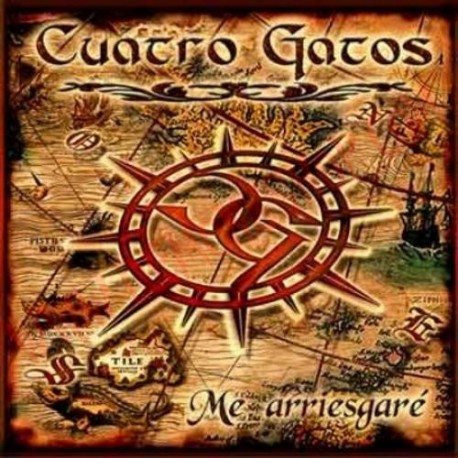 CD Cuatro Gatos - Me arriesgaré