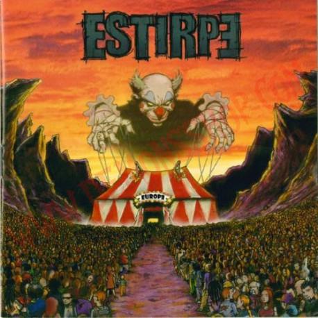 CD Estirpe - Victimas Del Mismo Sol