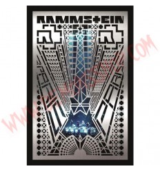 Blu-Ray Rammstein - Paris