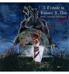 CD A Tribute To Dio: Elves, Rainbows And Crosses. Volume 1