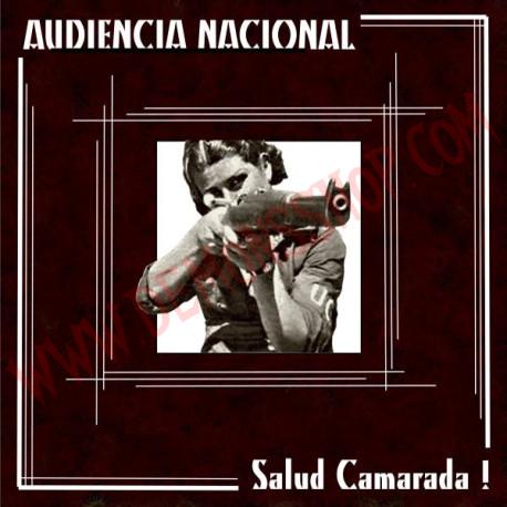 Vinilo LP Audiencia Nacional - Salud Camarada!