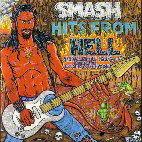Vinilo LP Smash Hits From Hell