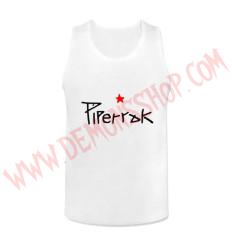 Camiseta SM Piperrak (Blanca)