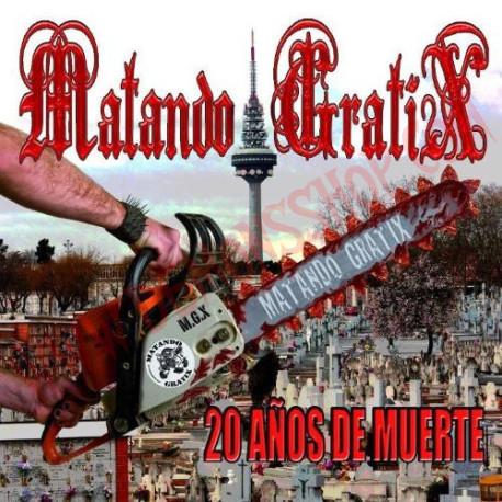 CD Matando Gratix – 20 Años Matando