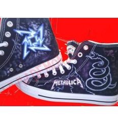 Zapatilla Metallica