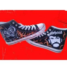 Zapatilla Motorhead