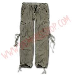Pantalon de Chica M-65 Olive