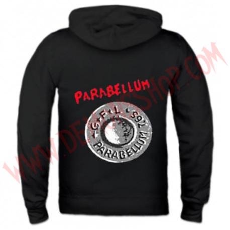 Sudadera Cremallera Parabellum