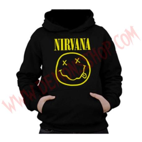 Sudadera Nirvana