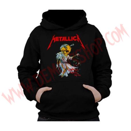 Sudadera Metallica