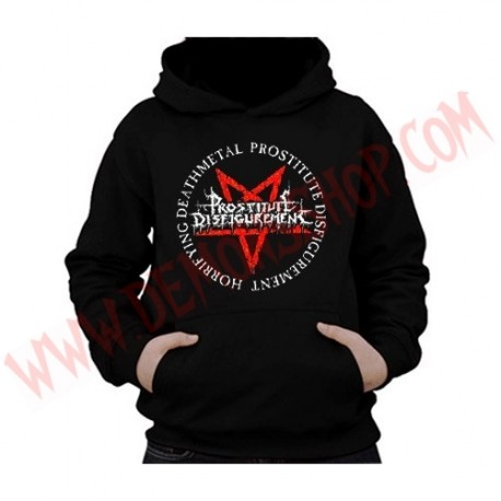 Sudadera Prostitute Disfigurement