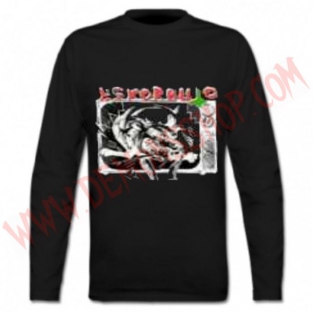 Camiseta ML Eskorbuto Negra