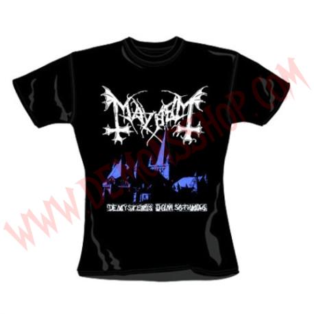 Camiseta Chica MC Mayhem