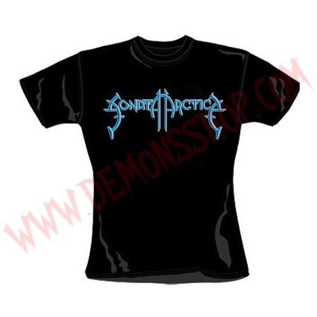 Camiseta Chica MC Sonata Arctica