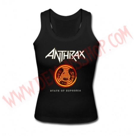 Camiseta Chica SM Anthrax